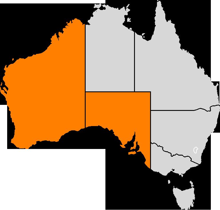 Alinta areas